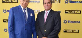 Vimenca y Western Union renovan relación 29 años servicios