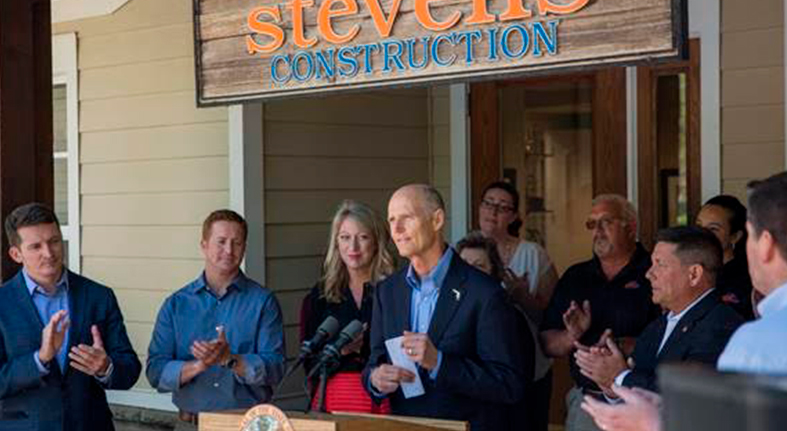 Gov. Scott Highlights More Than $10 Billion in Tax Cuts Across Florida