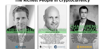 Meet the Wealthiest People in Crypto