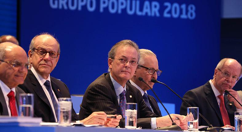 Celebran asamblea accionistas Grupo Popular