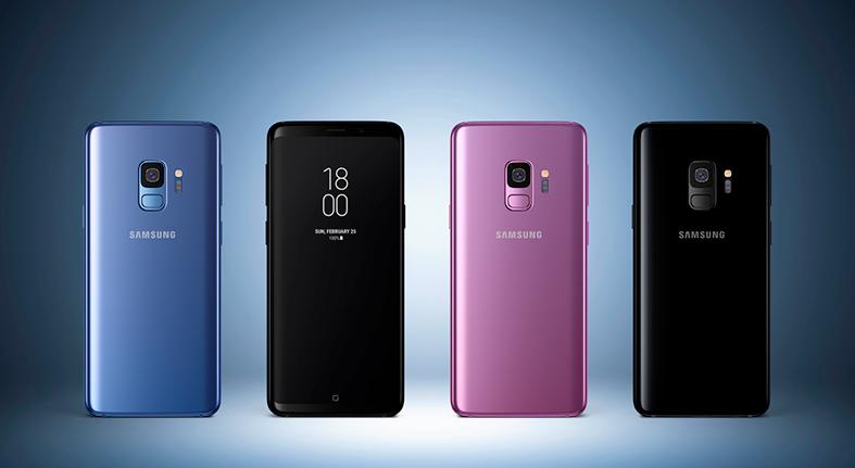 Cómo Samsung mejoró pantalla y sonido del Galaxy S9