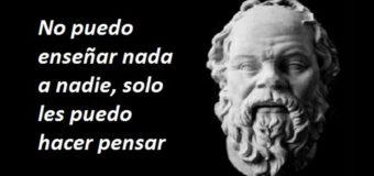 ARTICULO: Sócrates: el arte de hacer preguntas inteligentes
