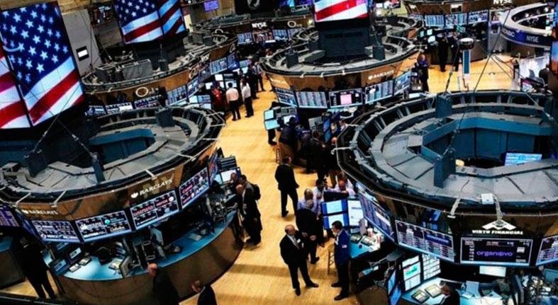 Niveles récords en la recompra de acciones entre las empresas de EE.UU.