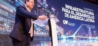 CAF emite sus primeros bonos verdes por 52.2 millones de dólares