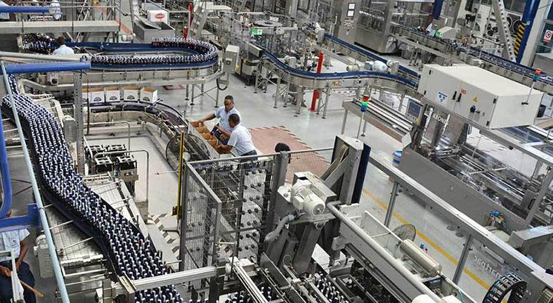 El Índice Mensual de Actividad Manufacturera desciende a 61.18 en abril
