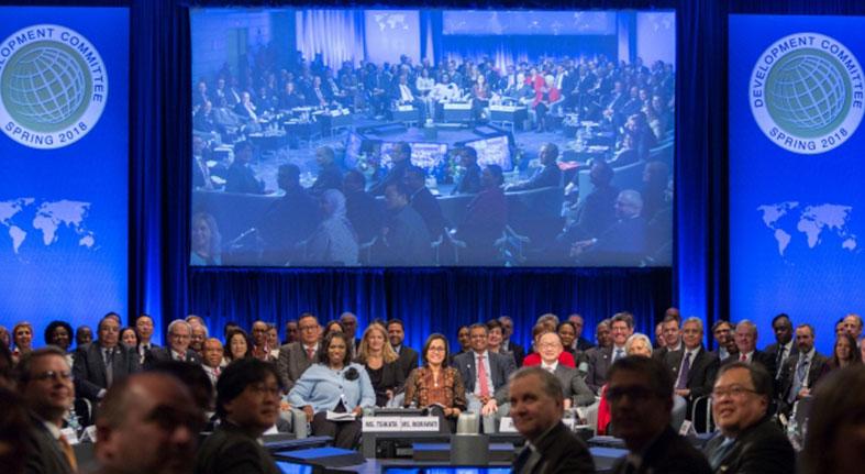 Los accionistas del Grupo Banco Mundial ratifican un transformador paquete de capital