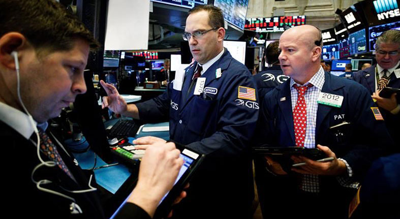 Wall Street abre en rojo y el Dow Jones pierde un 0,30 %