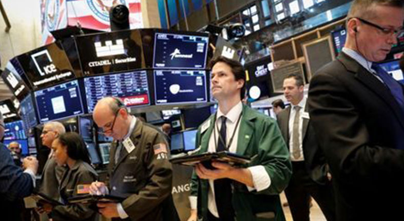 Wall Street cierra mixto y el Dow Jones retrocede un 0.26%