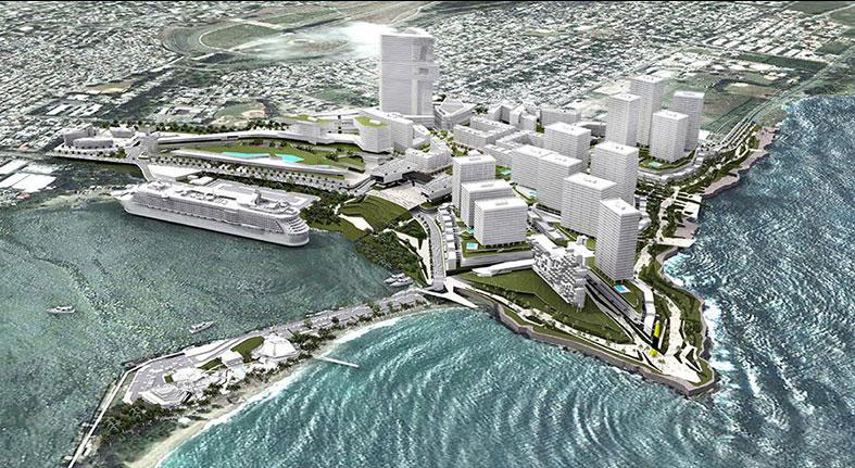 SanSouci: Gran inversión urbanística en Santo Domingo