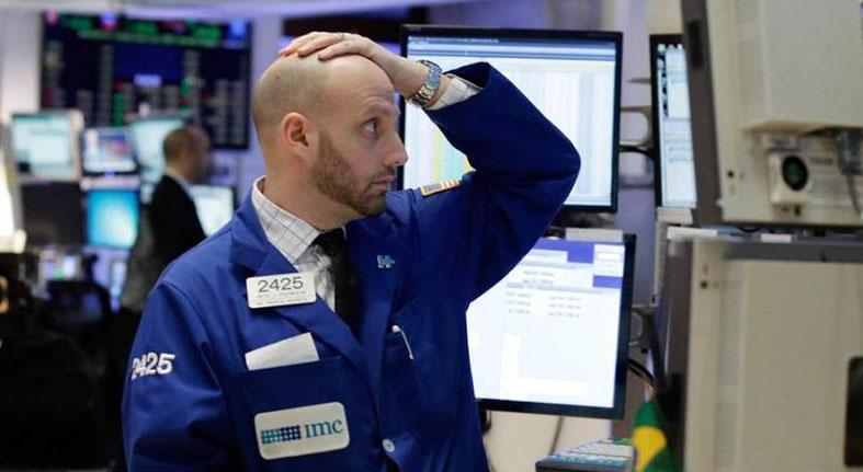 Wall Street cierra en rojo y el Dow Jones pierde un 1.33%