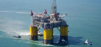 Shell anuncia que invertirá en el desarrollo de su campo en el Mar del Norte