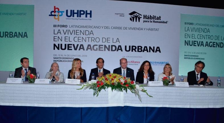 Tratan Vivienda, hábitat, y sus expectativas Latinoamérica
