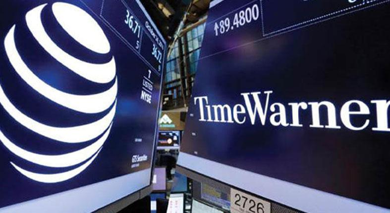 Retos de la fusión de AT&T y Time Warner