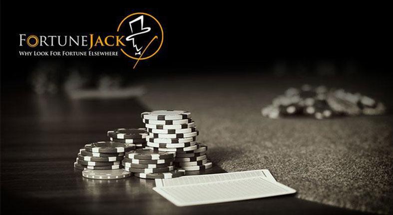 FortuneJack: Nuevo sitio web casino bitcoin