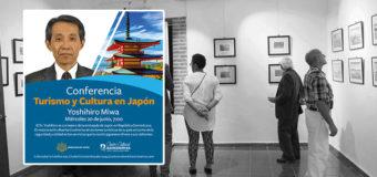 Embajada japonesa ofrece charla sobre turismo en Japón