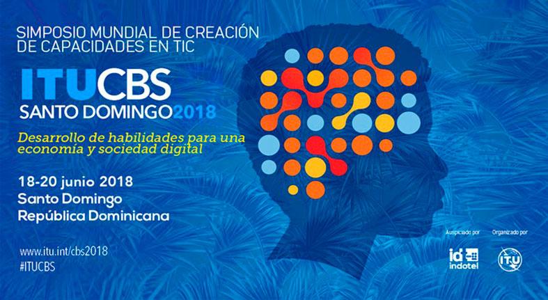 Dominicana acogerá Simposio Mundial sobre Capacitación en TIC