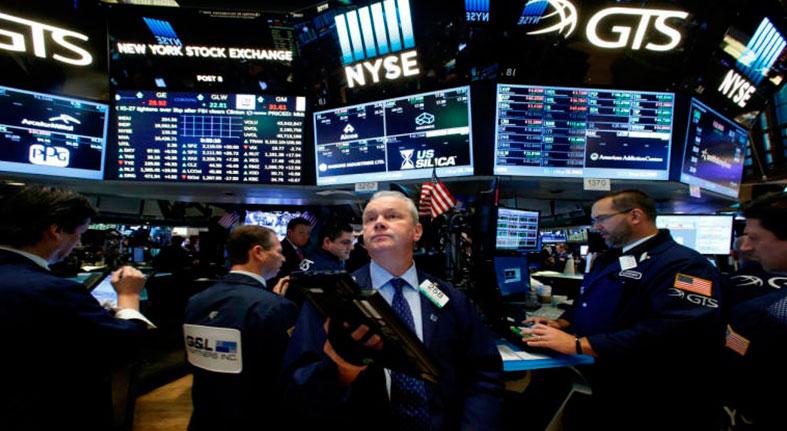 Wall Street cierra mixto y el Dow Jones baja un 0.03%