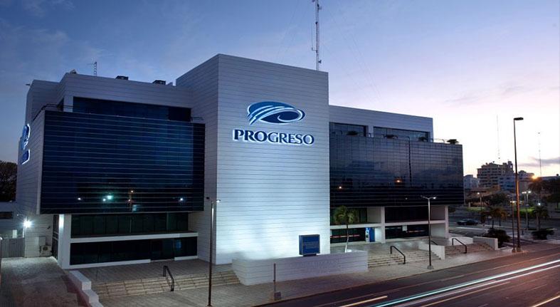 Ponen en venta 97.43 % de las acciones del Banco Progreso