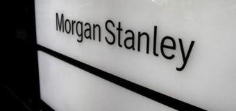 Ganancia de Morgan Stanley salta 43 pct en segundo trimestre