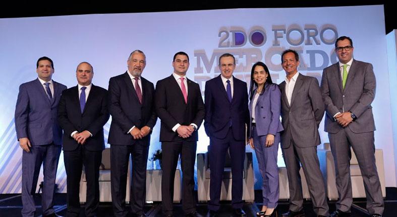 Destacan potencial mercado valores impulsar competitividad y economía nacional