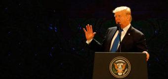 """Trump dice que pronto podría haber un """"gran acuerdo comercial"""" con México"""