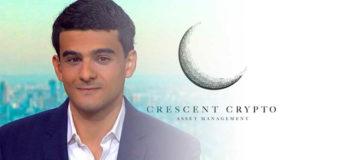 Completa Crescent financiación Serie A con FBG Capital y lanza fondo índice offshore criptomonedas