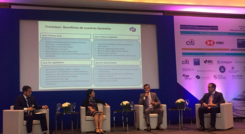 El Citi destaca en evento regional gestión riesgos sector público