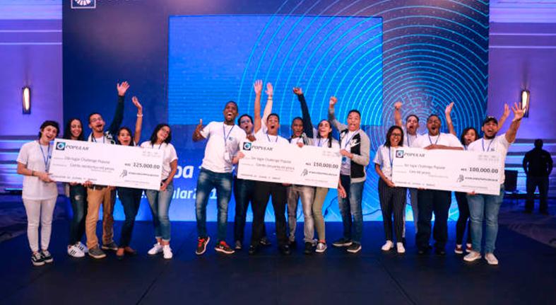 Banco Popular premia la creatividad y el talento de los universitarios