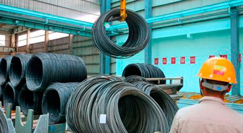 Crecimiento ganancias industriales China se enfría en julio
