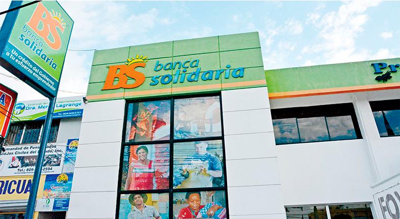 Banca Solidaria amplía sus préstamos en un 19.8%