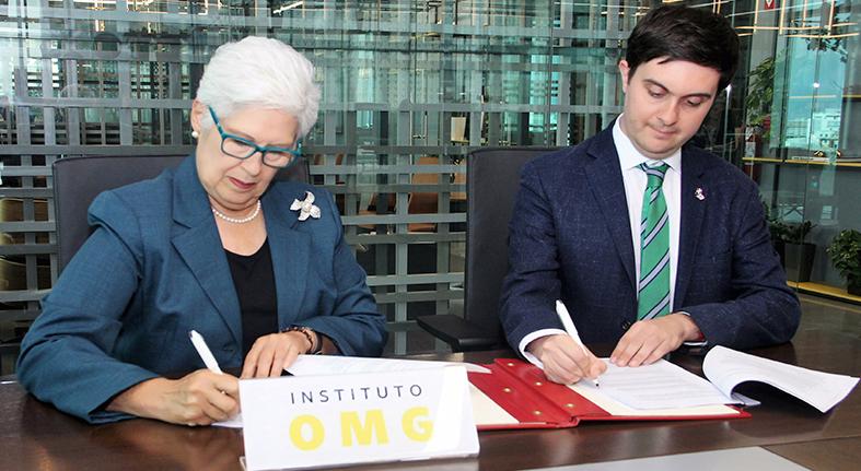 Capacitaran Instituto OMG y Reino Unido sobre finanzas y nuevas tecnologías
