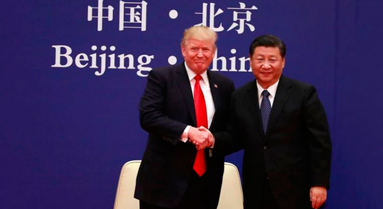 """China acusa a EE.UU. de """"matonismo comercial"""" tras imposición mutua de tarifas"""