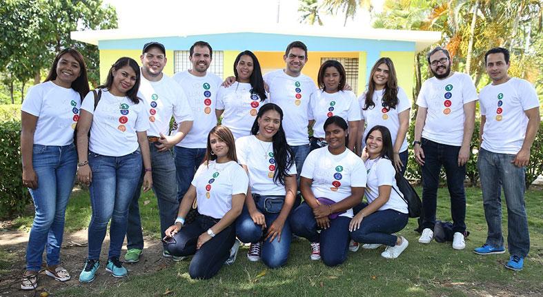 Banesco contribuye bienestar niñez dominicana