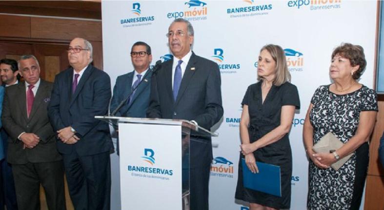 Banreservas inaugura Expomóvil 2018; oferta tasas desde 6.77%