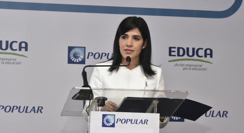 Educa y Banco Popular anuncian XXII Congreso Internacional Aprendo