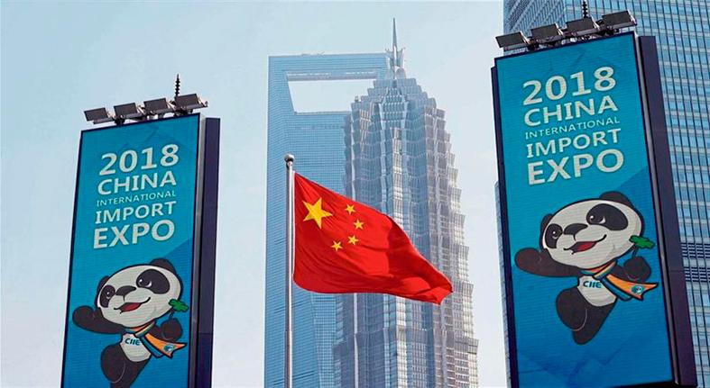 China quiere mostrarse como un gran importador