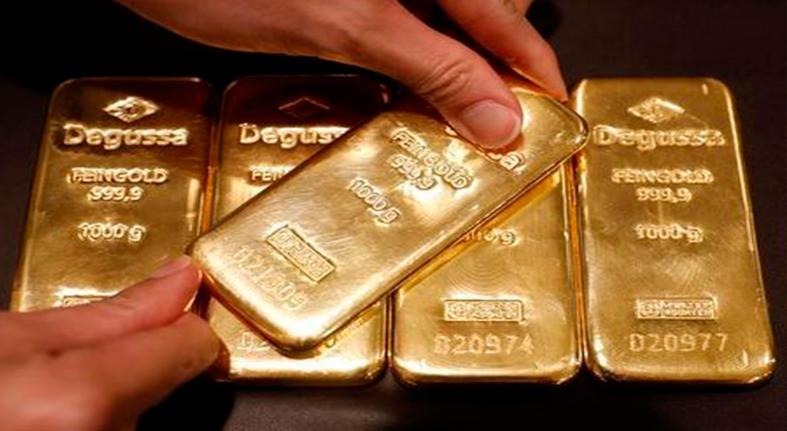 Caos global hace del oro el rey de las festividades