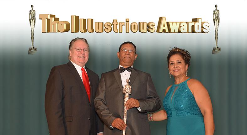 Premiación The ILLUSTRIOUS AWARDS