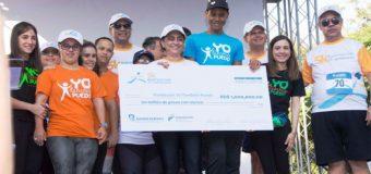 """Realiza Voluntariado Banreservas carrera 5K beneficio Fundación """"Yo También Puedo"""""""