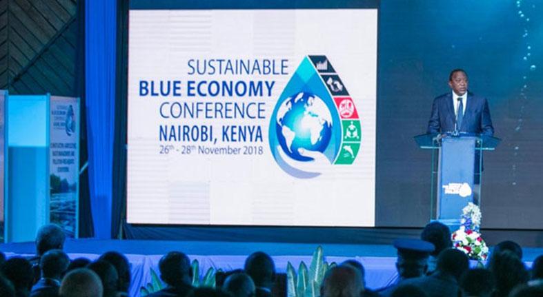 Líderes mundiales piden la cooperación global para impulsar la economía azul