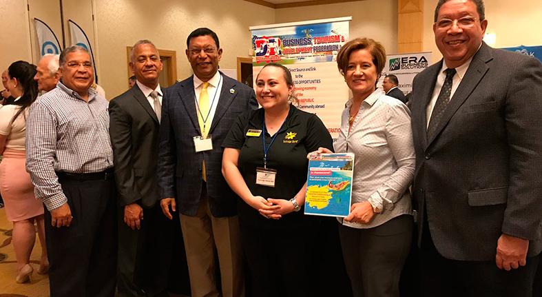 Nuevamente exitosa EXPO DOMINICANA de negocios en MIAMI