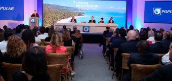 """Banco Popular presenta """"Turismo dominicano: 30 años a velocidad de crucero"""""""