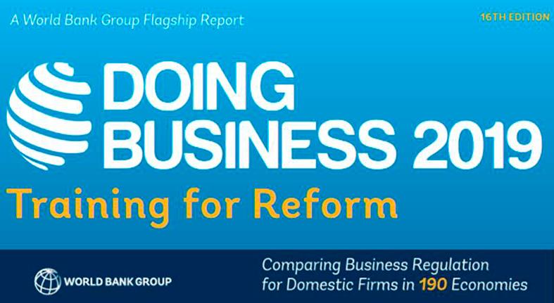 Doing Business 2019: Un año con récord de reformas y mayor influencia