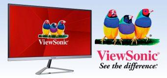 ViewSonic presenta monitor con tecnología resistiva touch y múltiples opciones conectividad