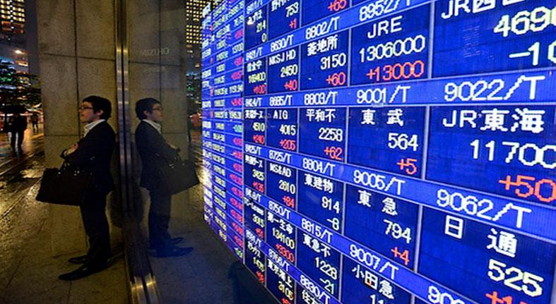 La Bolsa de Tokio abrió en alza tras las fuertes caídas de la víspera
