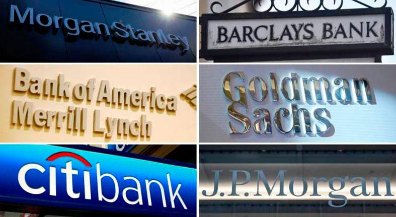 Bancos Wall Street ven señales recesión en EE.UU.