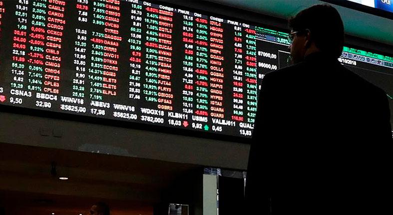 Fuertes pérdidas en Wall Street arrastran a los mercados en Latinoamérica