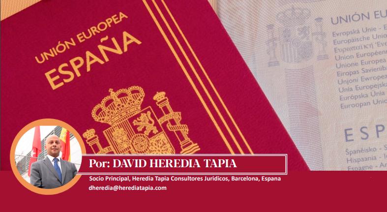 ARTICULO: PERMISO DE RESIDENCIA EN ESPANA POR INVERSION