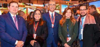 Banreservas promueve el turismo de RD en Fitur