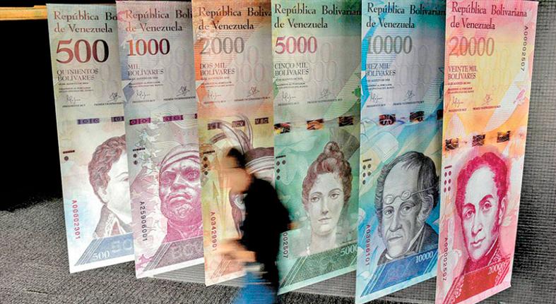 Venezuela autoriza un mercado cambiario paralelo en medio de la crisis política